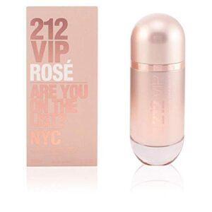 La Mejor Comparacion De Perfume 212 Vip Rose Para Comprar Online