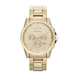 Listado De Reloj Armani Exchange Dorado Los Preferidos Por Los Clientes