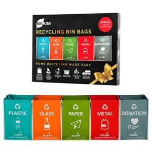 Recopilación De Cubos De Reciclaje Para El Hogar Los 5 Mejores