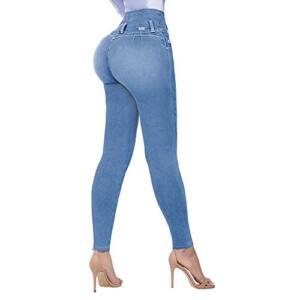 La Mejor Selección De Jeans De Dama Tabla Con Los Diez Mejores
