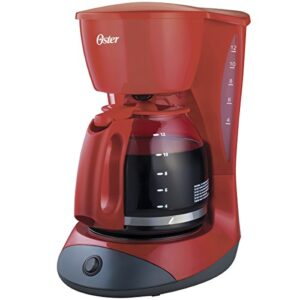 Catalogo Para Comprar On Line Cafetera Oster Roja 4 Tazas Los Mejores 5