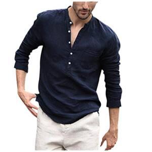 La Mejor Comparación De Camisas Casual Para Hombre Disponible En Línea