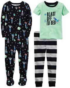 La Mejor Lista De Pijamas De Una Pieza Para Niño Los 5 Más Buscados