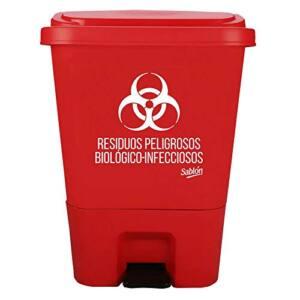Catálogo Para Comprar On Line Bote De Basura Rojo Los Mejores 10