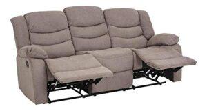 La Mejor Seleccion De Sofa Reclinable Doble Los Mejores 10
