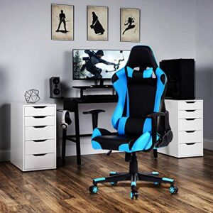 Reviews De Silla Gamer Azul Top 10