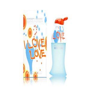 La Mejor Recopilacion De I Love Love Moschino Al Mejor Precio