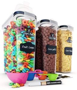 Catálogo Para Comprar On Line Recipientes Para Cereales Los 10 Mejores