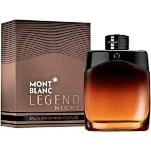 Recopilación De Mont Blanc Legend Night Los 5 Mejores
