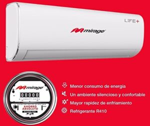 Opiniones Y Reviews De Minisplit Inverter 2 Toneladas Mirage Disponible En Linea Para Comprar