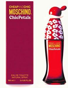 Catálogo De Moschino Chic Petals Disponible En Línea Para Comprar