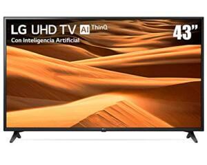 Catálogo De Lg Uhd Tv 4k 43 Los 5 Mejores