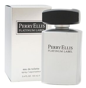 Catálogo De Perry Ellis Platinum Top 10