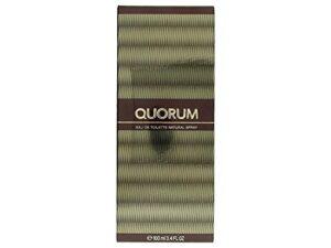 Catálogo De Perfume Quorum Tabla Con Los Diez Mejores