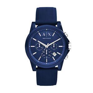 Catálogo De Reloj Armani Exchange Azul Los 5 Mejores