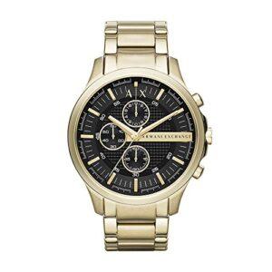 Catálogo Para Comprar On Line Reloj Armani Dorado Favoritos De Las Personas