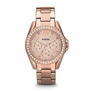 El Mejor Listado De Reloj Fossil Para Dama 8211 Solo Los Mejores