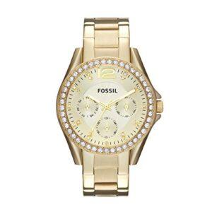 Listado De Reloj Fossil Dorado Que Puedes Comprar On Line