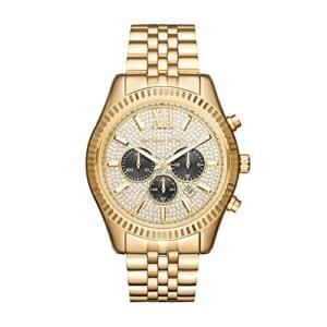 La Mejor Selección De Reloj Michael Kors Hombre Dorado Del Mes