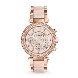 El Mejor Listado De Reloj Para Dama Michael Kors Para Comprar Online