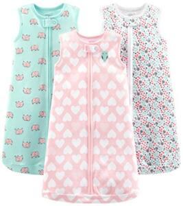 La Mejor Recopilación De Sacos De Dormir Para Bebés Niña Los 5 Más Buscados