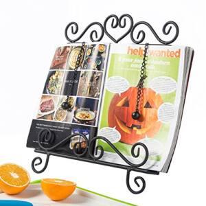 Opiniones De Soportes Para Libros De Cocina Top 5