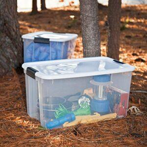 La Mejor Lista De Cajas De Plastico Grandes Con Tapa Para Comprar Online