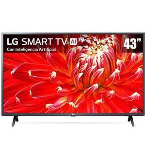 Listado De Tv Lg Smart 43 Para Comprar Hoy