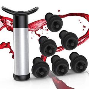 La Mejor Selección De Bombas Para El Vino Comprados En Linea