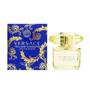 Reviews De Versace Yellow Diamond Intense Disponible En Línea Para Comprar