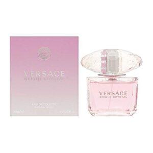 Recopilación De Perfume Versace Bright Crystal Favoritos De Las Personas