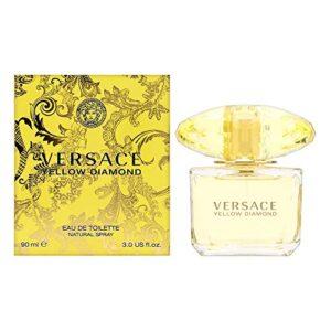 Catálogo De Perfume Versace Yellow Diamond Disponible En Línea