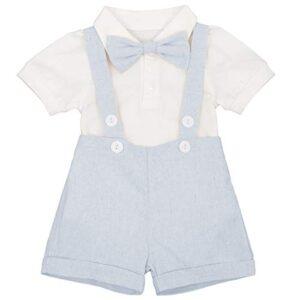 Recopilación De Ropa De Bautizo Para Bebé Del Mes